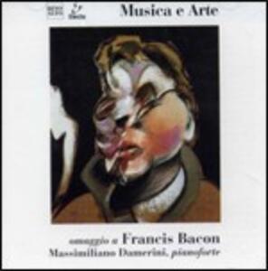 Omaggio a Francis Bacon Musica di Massimiliano Damerini - CD Audio di Massimiliano Damerini