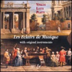 Concerti - CD Audio di Antonio Vivaldi