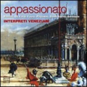 Appassionato - CD Audio