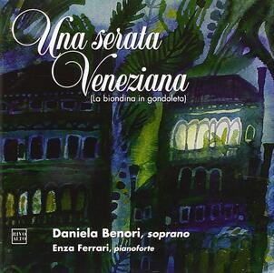 Una Serata Veneziana - CD Audio