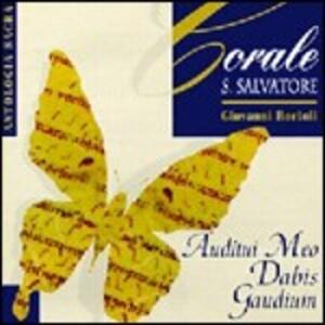 Composizioni Varie Dal Medioevo Al '900mille Anni di Musica Corale - CD Audio