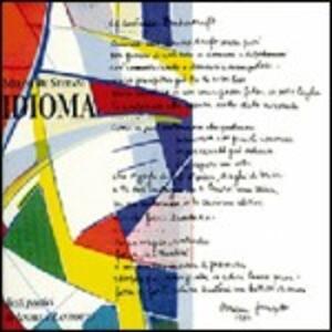 Idioma - CD Audio di Mirco De Stefani
