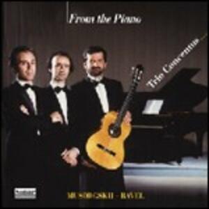 Quadri di Un'esposizione - CD Audio di Modest Petrovich Mussorgsky