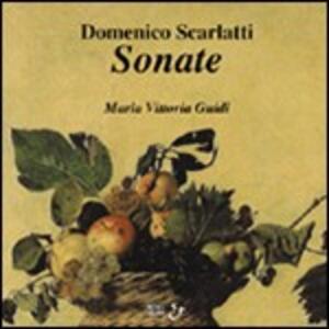 Sonata X Clav K 144, 146, 208, 209, 134,135, 490, 492, 424, 425, 435, 436 - CD Audio di Domenico Scarlatti