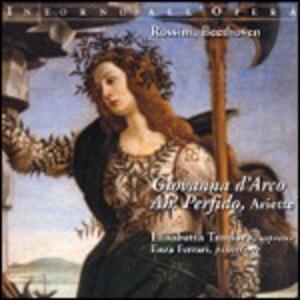 Giovanna d'Arco - CD Audio di Gioachino Rossini