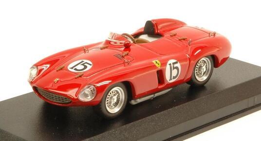 Ferrari 750 Monza #15 Winner T. Trophy 1954 Hawthorn / Trintignant 1:43 Model Am0354