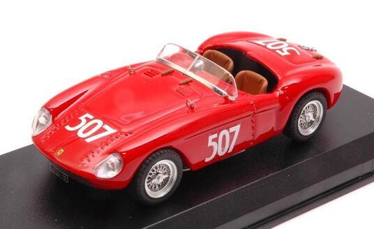 Ferrari 500 Mondial #507 13Th Mm 1957 Jean Guichet 1:43 Model Am0360 - 2