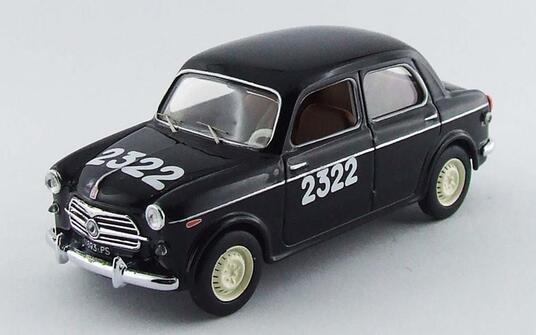 Fiat 1100/103 #2322 Did Not Arrive Mille Miglia 1955 P. Taliani 1:43 Model Ri4430 - 2