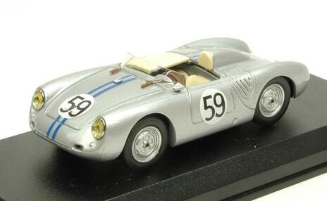 Porsche 550 Rs #59 Dns Lm 1958 Schiller / Tot / Wirz 1:43 Model Bt9652