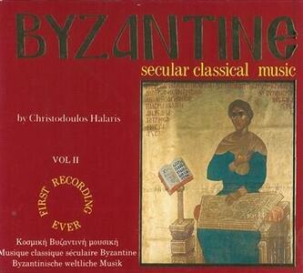 Canti Bizantini Classici e Sacri vol.2 - CD Audio