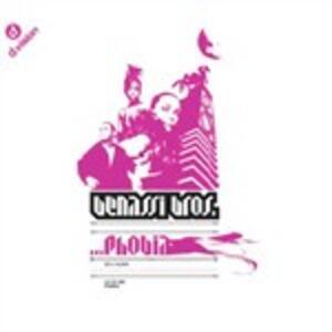 Phobia - CD Audio di Benny Benassi