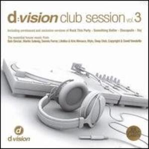 D:Vision Club Session 3 - CD Audio