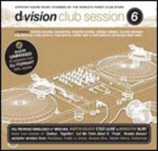 D:Vision Club Session 6 - CD Audio