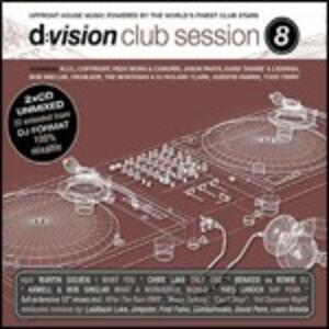 D:Vision Club Session 8 - CD Audio