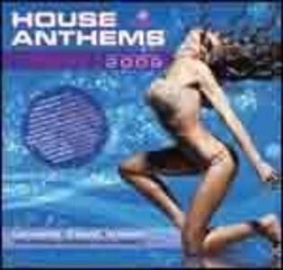 House Anthems 2009 - CD Audio