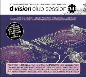 D:Vision Club Session 14 - CD Audio