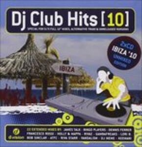 DJ Club Hits vol.10 - CD Audio
