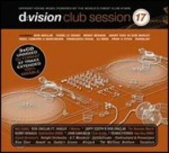 D:Vision Club Session 17 - CD Audio