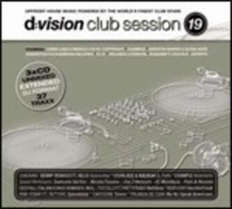 D:Vision Club Session 19 - CD Audio
