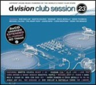 D:Vision Club Session 23 - CD Audio