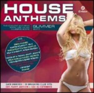 House Anthems. Summer 2011 - CD Audio