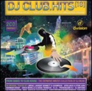 DJ Club Hits 18 - CD Audio