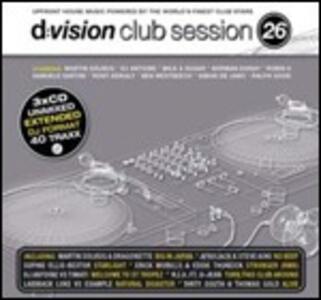 D:Vision Club Session 26 - CD Audio