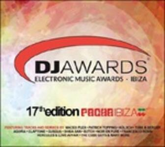 DJ Awards 2014 - CD Audio