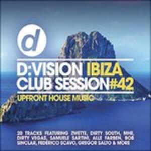 D.Vision Club Session 42 Ibiza - CD Audio