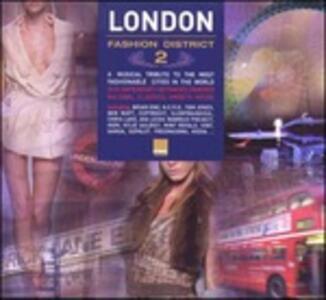 London Fashion District vol.2 - CD Audio