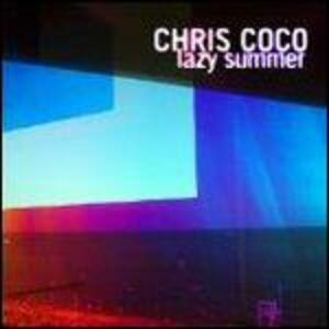 Lazy Summer By Chris Coco - CD Audio