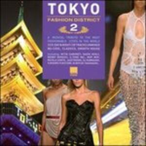 Tokyo Fashion Districs - CD Audio