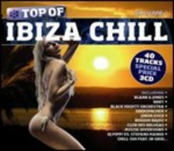 Top of Ibiza Chill - CD Audio