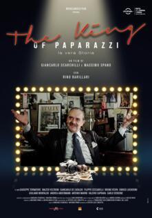The King of Paparazzi. La vera storia (DVD) di Giancarlo Scarchilli,Massimo Spano - DVD