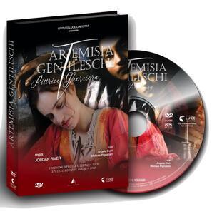 Film Artemisia Gentileschi pittrice guerriera. Con libro (DVD) Jordan River