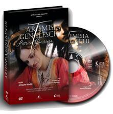 Artemisia Gentileschi pittrice guerriera. Con libro (DVD) di Jordan River - DVD