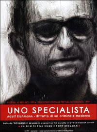 Locandina Uno specialista - Ritratto di un criminale moderno
