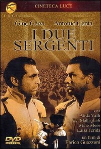 Locandina I due sergenti
