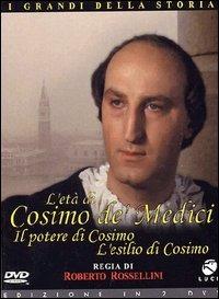 Locandina L'età di Cosimo de' Medici