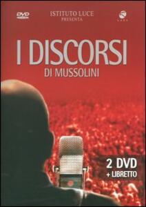 I discorsi di Mussolini (2 DVD) - DVD