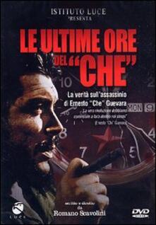 """Le ultime ore del """"Che"""" di Romano Scavolini - DVD"""