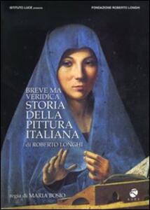 Breve ma veridica storia della pittura italiana di Maria Bosio - DVD