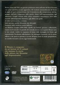 Breve ma veridica storia della pittura italiana di Maria Bosio - DVD - 2