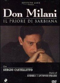 Locandina Don Milani - Il priore di Barbiana