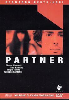 Partner di Bernardo Bertolucci - DVD