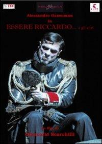 Cover Dvd Essere Riccardo... e gli altri (DVD)