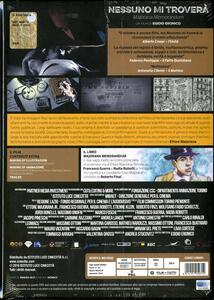 Nessuno mi troverà. Ettore Majorana<span>.</span> Special Edition di Egidio Eronico - DVD - 2