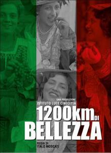 1200 Km di bellezza di Italo Moscati - DVD