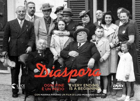 Diaspora, ogni fine è un inizio. Con album (4 DVD) di Luigi Faccini - DVD