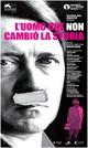 Cover Dvd L'uomo che non cambiò la storia
